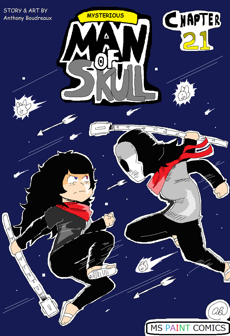 MAN OF SKULL CHAPTER 21