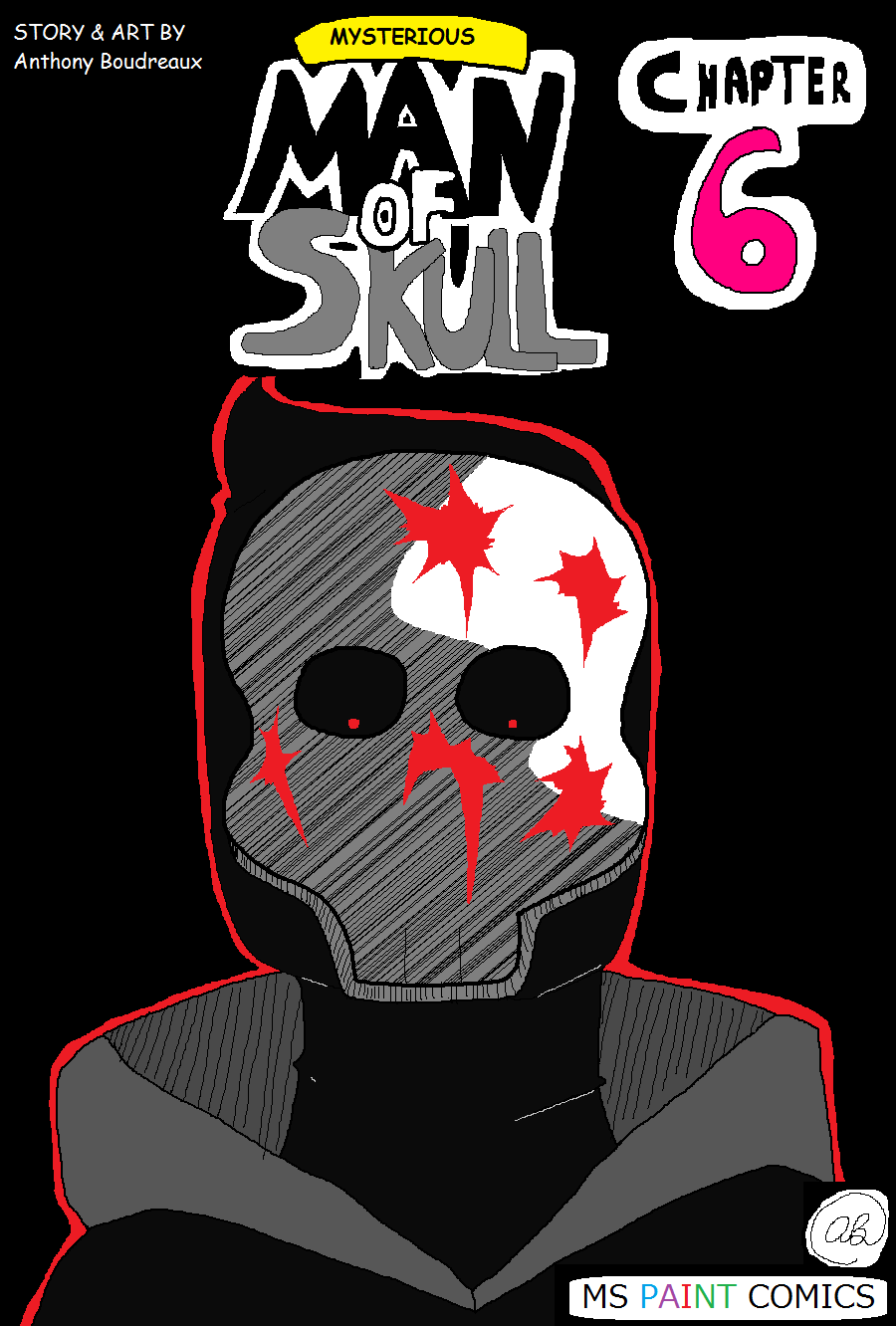 MAN OF SKULL CHAPTER 6